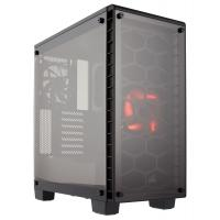 CORSAIR 460X (ATX) Mid Tower Cabinet - With Tempered Glass Side Panel