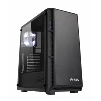 ANTEC P8 (ATX) Mid Tower Cabinet - Tempered Glass Side Panel (Black)