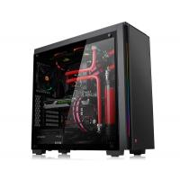 THERMALTAKE VERSA C23 RGB (ATX) Mid Tower Cabinet - With Tempered Glass Side Panel (Black)