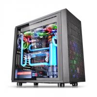 THERMALTAKE CORE X31 (ATX) Mid Tower Cabinet - With Tempered Glass Side Panel (Black)