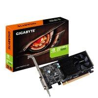 GIGABYTE GRAPHICS CARD PASCAL SERIES - GT 1030 2GB GDDR5 LP EDITION