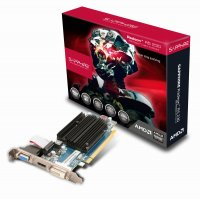 SAPPHIRE GRAPHICS CARD R5 230 2GB DDR3 (11233-02-20G)