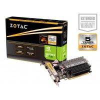 ZOTAC GRAPHICS CARD GT 730 4GB DDR3 LP ZONE EDITION (ZT-71115-20L)