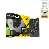 ZOTAC GRAPHICS CARD PASCAL SERIES - GTX 1060 6GB GDDR5 MINI (ZT-P10600A-10L)