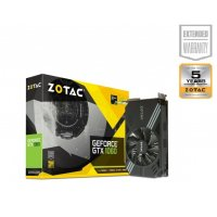 ZOTAC GRAPHICS CARD PASCAL SERIES - GTX 1060 3GB GDDR5 MINI (ZT-P10610A-10L)