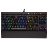 CORSAIR K65 LUX Mechanical Gaming Keyboard Cherry Mx Red Switches - With Rgb Backlight
