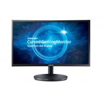SAMSUNG LC24FG70FQWXXL 24 INCH Curved Gaming Monitor (Amd Freesync, 1800r Screen Curvature, 1Ms Response Time, 144Hz Refresh Rate, FHD VA Panel)