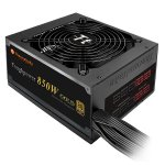 THERMALTAKE SMPS TOUGHPOWER 850W -  HASWELL READY 80 PLUS GOLD CERTIFICATION SEMI MODULAR PSU WITH ACTIVE PFC