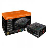 THERMALTAKE SMPS TOUGHPOWER GRAND RGB 750W - 750 WATT 80 PLUS GOLD CERTIFICATION FULLY MODULAR PSU WITH ACTIVE PFC