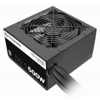 THERMALTAKE SMPS 500W - HASWELL READY TR2 S SERIES 500 WATT 80 PLUS STANDARD CERTIFICATION PSU WITH ACTIVE PFC