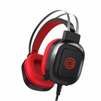 CIRCLE GAMING HEADPHONE - BATTLE PRO (RED)