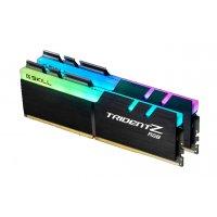 G.SKILL F4-3200C16D-16GTZR Desktop Ram Trident Z RGB Series 16GB (8GBx2) DDR4 3200MHz