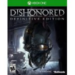BETHESDA SOFTWORKS XBOX ONE GAMES - DISHONORED DEFINITIVE EDITION