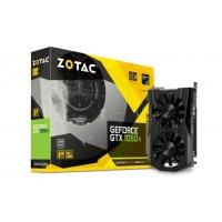 ZOTAC GRAPHICS CARD PASCAL SERIES - GTX 1050 TI 4GB GDDR5 OC (ZT-P10510B-10L)
