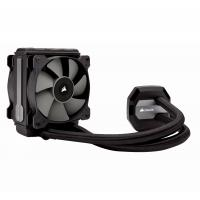 Corsair Hydro Series, H80i v2, 120mm Dual Thick Radiator, Dual 120mm PWM fans, Advanced RGB Lighting and Fan control with software, Liquid CPU Cooler