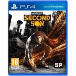 SONY PS4 GAMES - INFAMOUS : SECOND SON