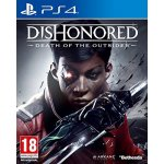 BETHESDA SOFTWORKS PS4 GAMES - DISHONORED : 2 DEATH OF THE OUTSIDER