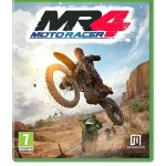 MICROIDS PS4 GAMES - MOTO RACER : 4