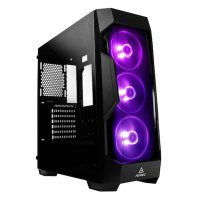 ANTEC DF500 RGB Mid Tower Cabinet (Atx) - With Tempered Glass Side Panel