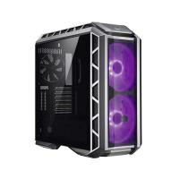 COOLER MASTER MASTERCASE H500P Mesh (E-ATX) Mid Tower Cabinet - With Tempered Glass Side Panel (Gun Metal)