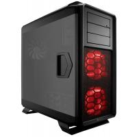 CORSAIR FULL TOWER CABINET (XL-ATX) - 760T WITH TRANSPARENT SIDE PANEL (BLACK)