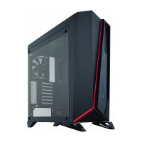 CORSAIR SPEC OMEGA (ATX) Mid Tower Cabinet - With Tempered Glass Side Panel (Black)