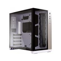 LIAN LI O11 Dynamic (E-ATX) Mid Tower Cabinet - With Tempered Glass Side Panel (White)