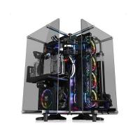 THERMALTAKE CORE P90 (ATX) Mid Tower Cabinet - With Tempered Glass Side Panel (Black)