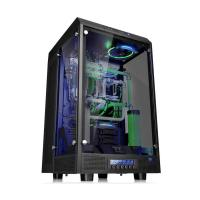 THERMALTAKE THE TOWER 900 (E-ATX) Full Tower Cabinet - With Transparent Side Panel (Black)