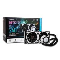 ANTEC MERCURY 240 RGB All In One 240mm Cpu Liquid Cooler