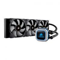 CORSAIR H150i PRO RGB All In One 360mm Cpu Liquid Cooler (CW-9060031-WW)