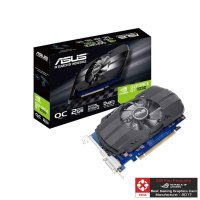 ASUS GRAPHICS CARD PASCAL SERIES - GT 1030 2GB DDR4 PHOENIX OC EDITION