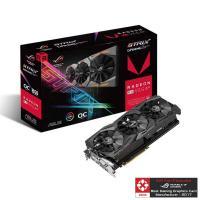 ASUS GRAPHICS CARD RX VEGA 64 8GB HBM2 ROG STRIX GAMING OC EDITION