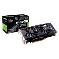 INNO3D GRAPHICS CARD PASCAL SERIES - GTX 1060 3GB GDDR5 X2 EDITION