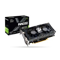 INNO3D GRAPHICS CARD PASCAL SERIES - GTX 1070 TI 8GB GDDR5 TWIN X2 V2 (N107T-2SDN-P5DS)