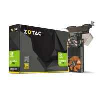 ZOTAC GRAPHICS CARD GT 710 2GB DDR3 (ZT-71310-10L)