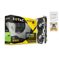 ZOTAC GRAPHICS CARD PASCAL SERIES - GTX 1060 6GB GDDR5 AMP EDITION (ZT-P10600B-10M)