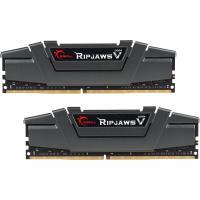 G.SKILL F4-3200C16D-16GVGB Desktop Ram Ripjaws V Series 16GB (8GBx2) DDR4 3200MHz