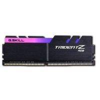 G.SKILL F4-3200C16S-16GTZR Desktop Ram Trident Z RGB Series 16GB (16GBx1) DDR4 3200MHz