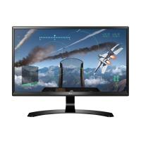 LG 24UD58 - 24 INCH AMD FreeSync Gaming Monitor (5Ms Response Time, 60Hz Refresh Rate,4K UHD IPS Panel)