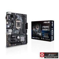 ASUS PRIME B360M-D Motherboard (Intel Socket 1151/8th Generation Core Series CPU/Max 32GB DDR4-2666MHz Memory)