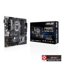 ASUS PRIME H370M-PLUS Motherboard (Intel Socket 1151/8th Generation Core Series CPU/Max 64GB DDR4-2666Mhz Memory)