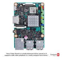 ASUS TINKER BOARD (Rockchip RK3288 Quad Core CPU/2GB-DDR3/Mali-T764 GPU)