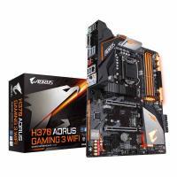 GIGABYTE H370 AORUS GAMING 3 WIFI Motherboard (Intel Socket 1151/8TH Generation Core Series Cpu/Max 64GB DDR4-2666MHz Memory)