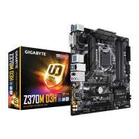 GIGABYTE Z370M-D3H Motherboard (Intel Socket 1151/8TH Generation Core Series CPU/MAX 64GB DDR4-4000MHZ Memory)