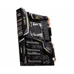 MSI MOTHERBOARD X299 GAMING PRO CARBON AC (INTEL SOCKET 2066/X299 CHIPSET CORE X SERIES CPU/MAX 128GB DDR4-4500MHZ MEMORY)