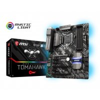 MSI MOTHERBOARD Z370 TOMAHAWK (INTEL SOCKET 1151/8TH GENERATION CORE SERIES CPU/MAX 64GB DDR4-4000MHZ MEMORY)