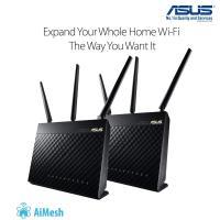 ASUS AiMESH RT-AC68U Wireless Dual-Band Gigabit Router (RT-AC68U 2 Pack)