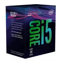 Intel® Core™ i5-8400 Desktop Processor 6 Core up to 4.0GHz Turbo LGA1151 300 Series 65W BX80684i58400