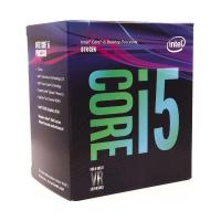 Intel® Core™ i5-8600 Desktop Processor 6 Core up to 4.3GHz Turbo Unlocked LGA1151 300 Series 65W BX80684I58600